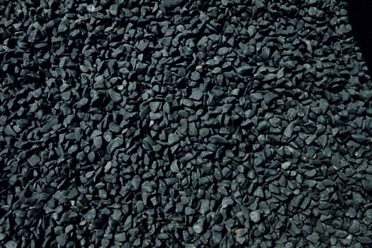 Cantos rodados negros tienda cantos rodados for Piedras negras para jardin