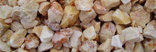 granitos rosa valencia piedras trituradas y cantos rodados