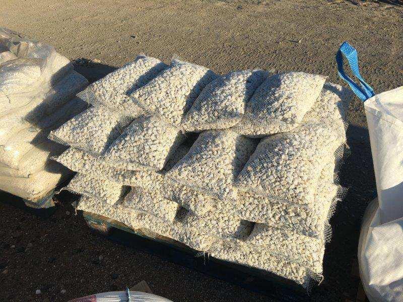 Filet de 20 kg pour granulat de décoration